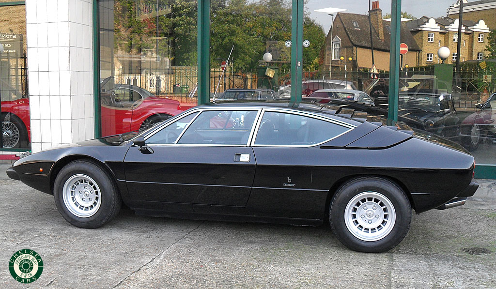 1977 lamborghini urraco p300 for sale | chelsea cars