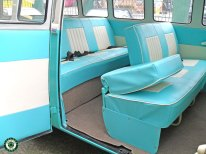 VW Campervan Samba Replica For Sale