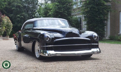 "1949 Cadillac Series 62 Convertible Custom ""Cad Attack"" For Sale"