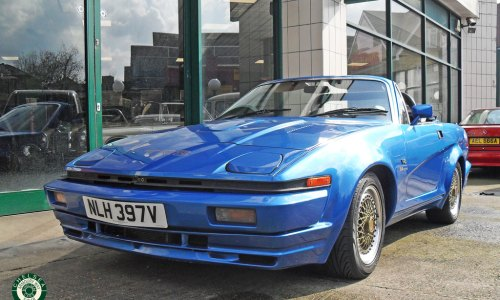 1980 Triumph TR8 Grinnal For Sale