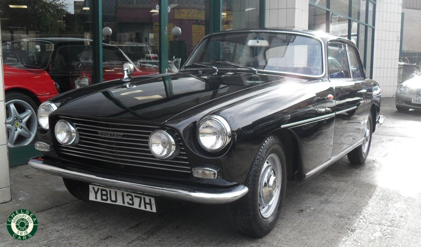 1970 Bristol 411 Series 1 For Sale