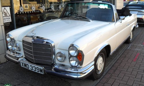 1974 Mercedes 280 SE 3.5 Cabriolet For Sale