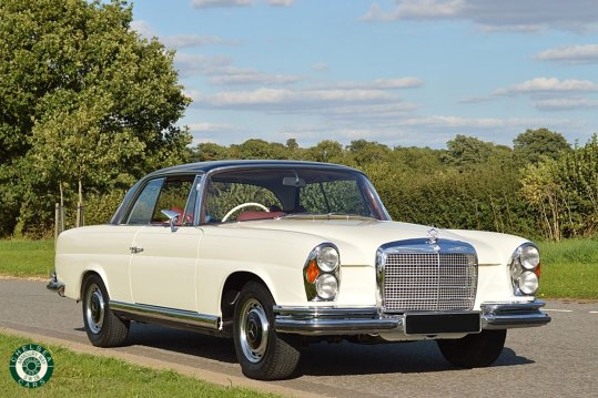 1971 Mercedes 280 3.5 SE Coupe For Sale