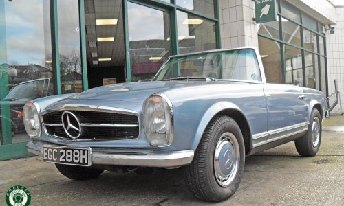 1969 Mercedes Benz 280SL For Sale