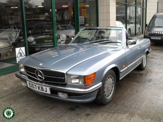 1988 Mercedes 300SL For Sale