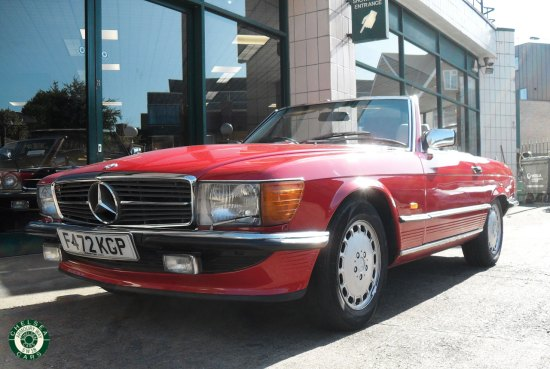 1988 Mercedes Benz 500SL For Sale