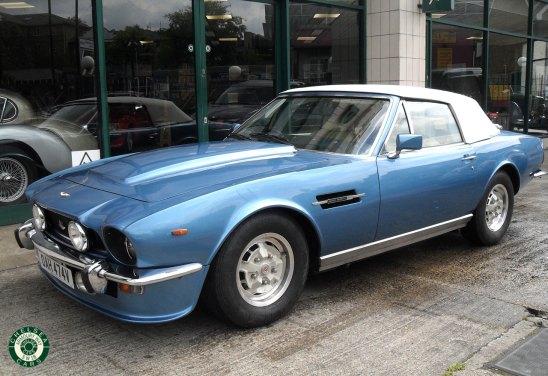 1979 Aston Martin V8 Volante For Sale