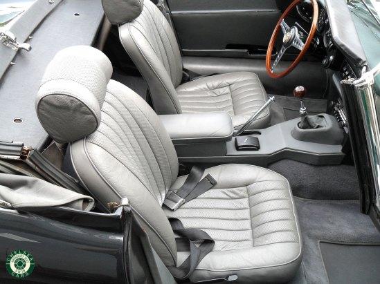 1969 Jaguar E Type 4.2 Roadster For Sale