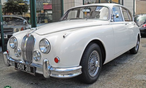 Photo 1960 Jaguar MK2 3.8 For Sale