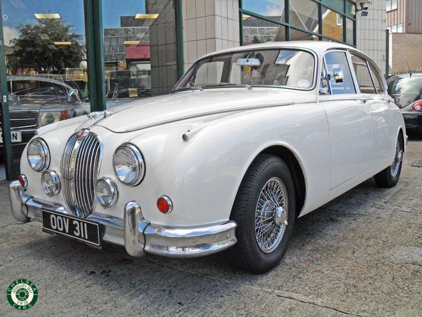 Photo 1960 Jaguar MK2 3.8 For Sale