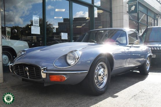 1972 Jaguar E-Type Series 3 Coupe For Sale