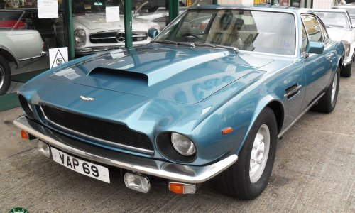 Photo 1978 Aston Martin V8 For Sale