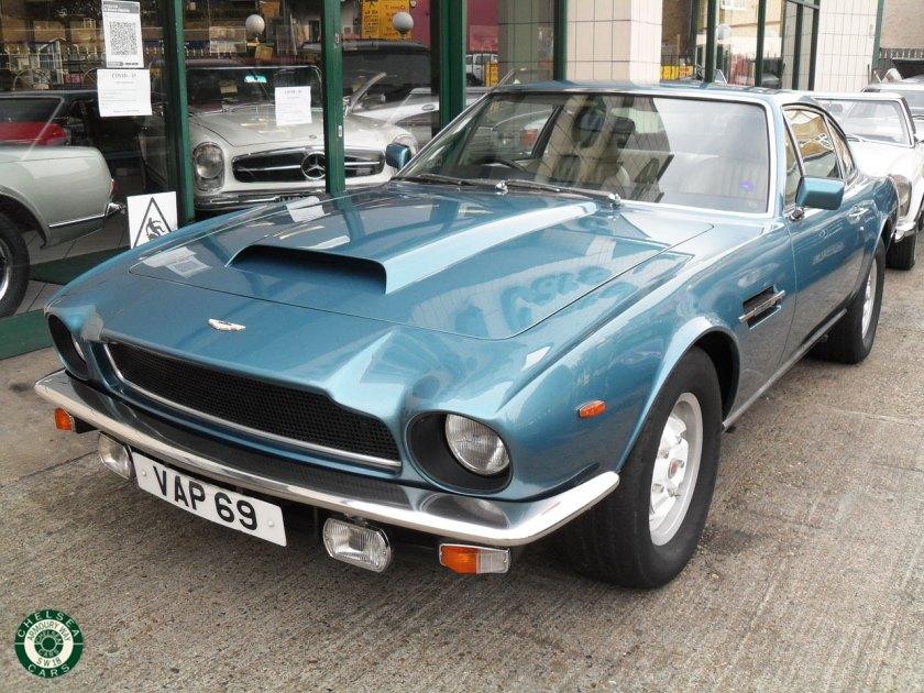 Photo 1978 Aston Martin V8 For Sale
