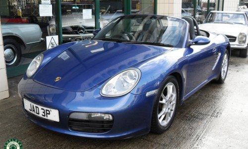 Photo 2005 Porsche Boxster For Sale