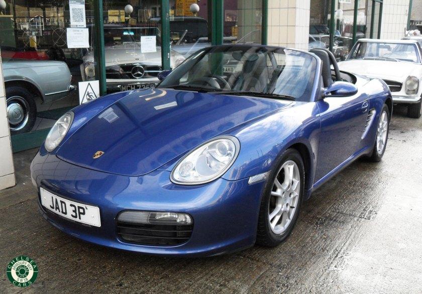Photo 2005 Porsche Boxster For Sale