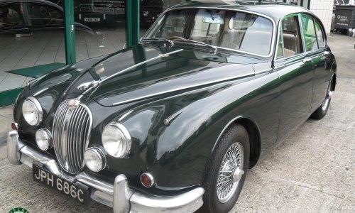 1965 Jaguar MK2 3.8 For Sale