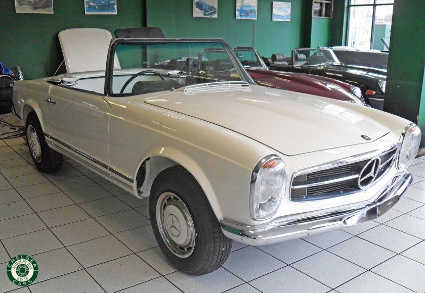Photo 1970 Mercedes 280SL For Sale