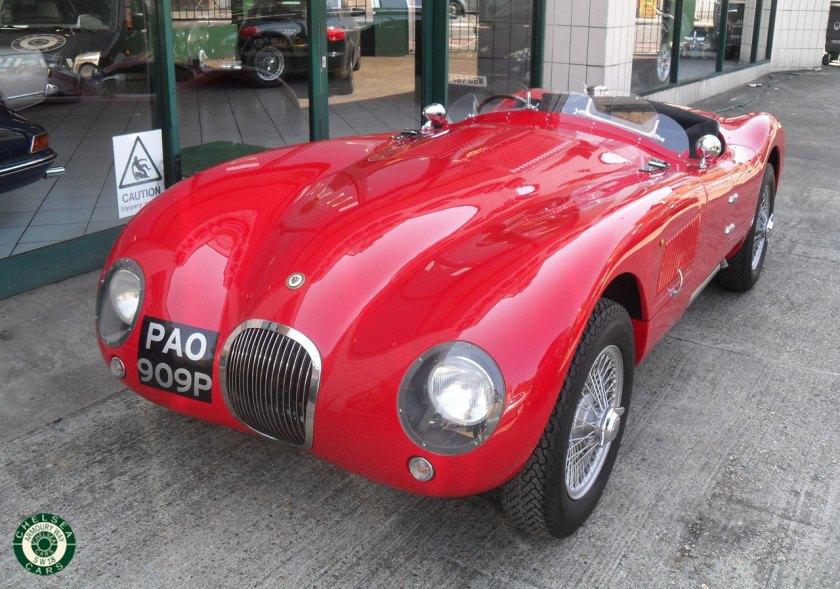 Photo 2021 Jaguar C Type Realm Engineering For Sale