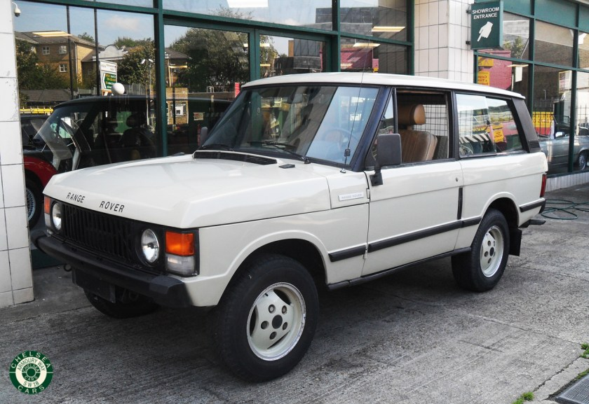 Photo 1972 Range Rover For Sale