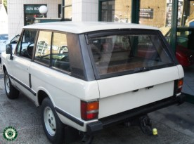 1972 Range Rover For Sale