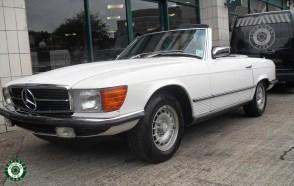 1979 Mercedes Benz 450SL For Sale