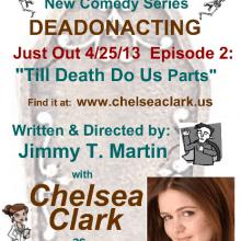 Postcards - Chelsea Clark in DEAD ON ACTING