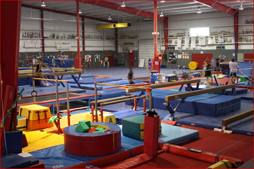 Training: Buckeye Gymnastics