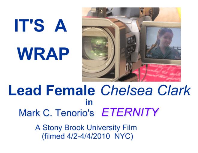 Mark Tenorio's ETERNITY with Chelsea Clark as lead Faith