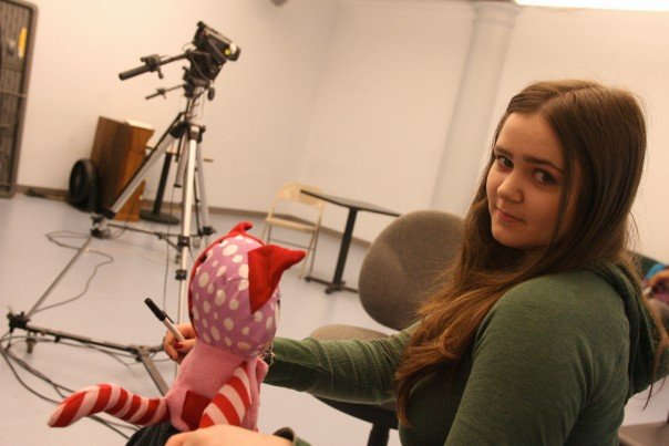 Training: Chelsea Clark at The School for Film & Television