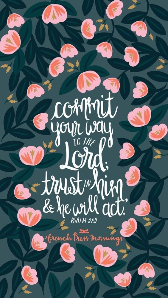 God Is Within Her She Will Not Fall Wallpaper Life Lessons From Psalm 37 5 Chelsea Crockett