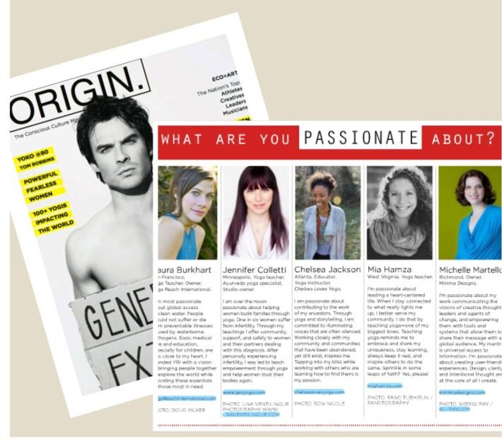 Chelsea Loves Yoga Origin Magazine