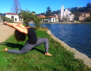 Yogi in the Community: Shirley Kali Johnson