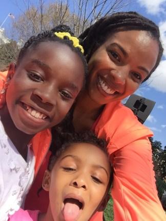 Bee Sweet Lemonade Founder, Mikaila Ulmer + little cousin :)