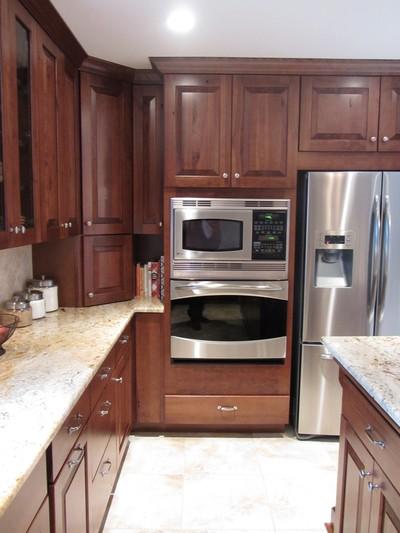Kraftmaid Durango Door Style Kitchen  Chelsea Lumber Company