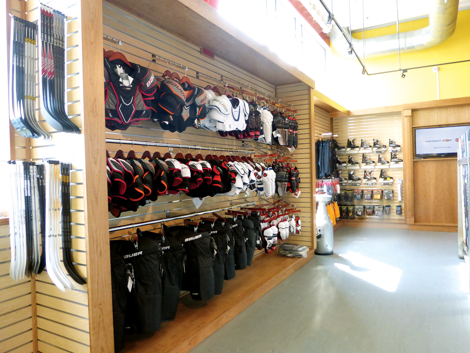 Ice Skating and Hockey Pro Shop in NYC  Chelsea Piers NYC