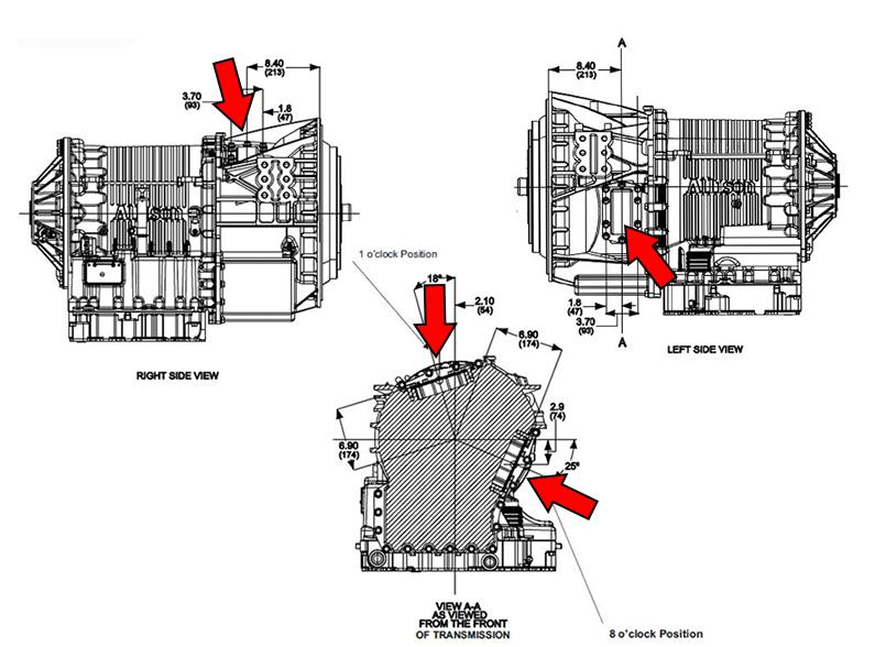 allison 1000 parts manual