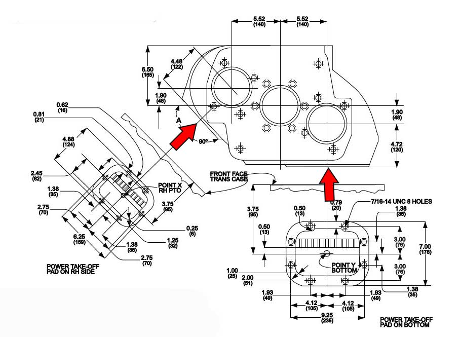 CHELSEA PTO WIRING SCHEMATIC - Auto Electrical Wiring Diagram