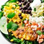 Chicken Burrito Bowls Meal Prep Chelsea S Messy Apron