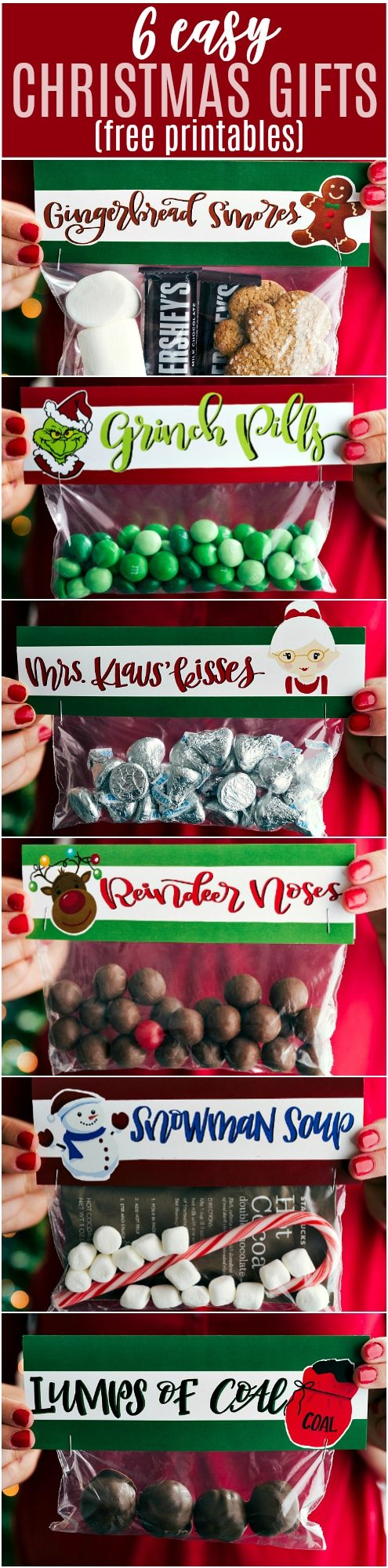 6 easy christmas gifts