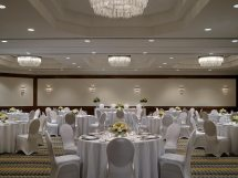 Downtown Toronto Hotel Wedding Venues Chelsea