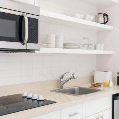 Hotel With Kitchen In Room Franke Sinks Studio Kitchenette Chelsea Toronto