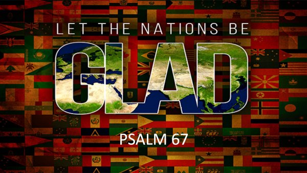 Let the Nations Be Glad Image