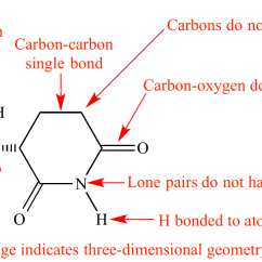 What Is A Dot Diagram In Chemistry Land Cruiser 100 Electrical Wiring Illustrated Glossary Of Organic - Skeletal Formula (skeletal Formula; Line-angle Formula)