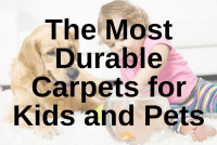 Most Durable Carpets for Kids and Pets | Chem-Dry Four Seasons