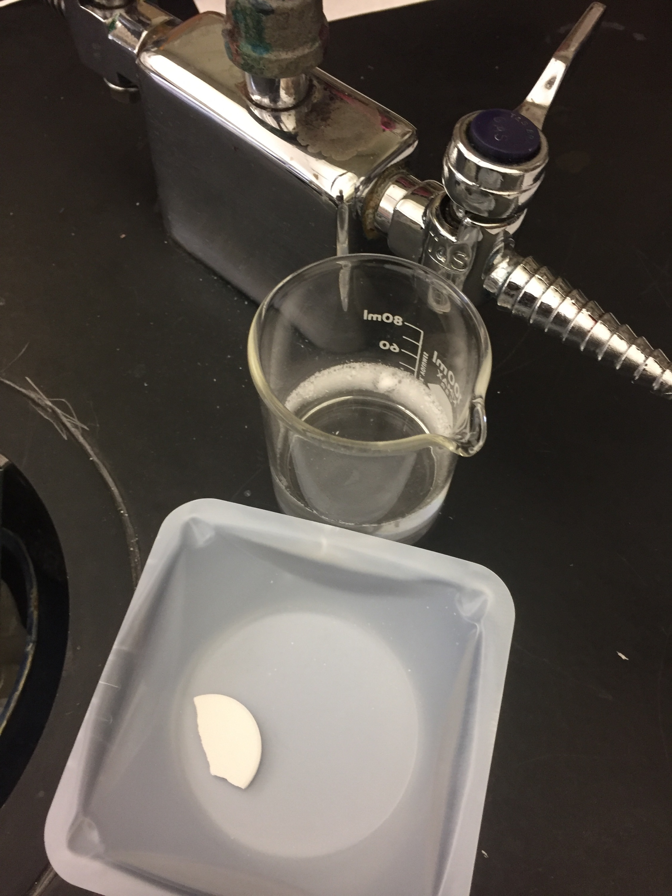 A Nice Quick And Easy Stoichiometry Lab