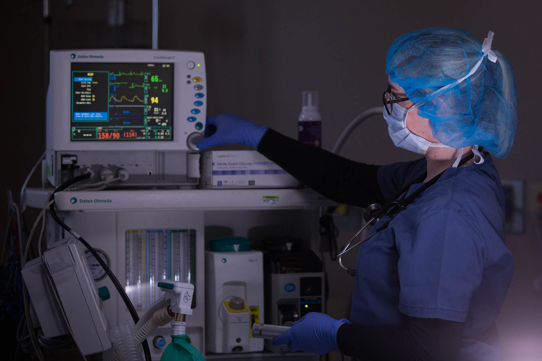 Anesthesia Technology  Chemeketa Commmunity College