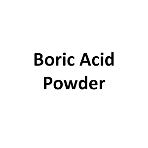 Boric Acid Powder
