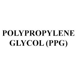 POLYPROPYLENE GLYCOL PPG