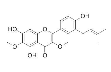 Isolicoflavonol (CAS#94805-83-1); Glycyrrhiza flavonol A