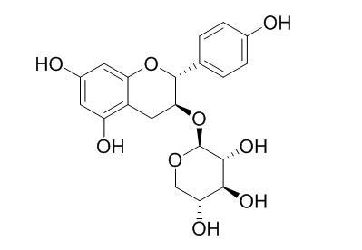 Afzelechin (CAS#2545-00-8); Afzelechin 3-O-xyloside (CAS